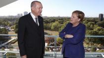 Erdoğan, Almanya ziyaretini değerlendirdi: Bizim grup smaller olur