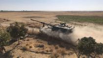 Türkiye sınırına yakın olan köyler teröristlerden arındırıldı