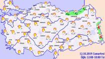 İSTANBUL'DA SICAKLIKLAR ARTIYOR