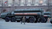 RUSYA'NIN S-400'LE TATBİKATI