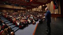 Prof. Dr. Kemal Sayar İle 'Sanal Dünyada Gerçek Kalmak' Söyleşisi