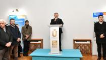 Restorasyonu Tamamlanan Afgan Tekkesi'nin Açılışı Gerçekleştirildi