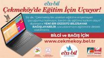 Çekmeköy, Eba-Bil projesi başlıyor